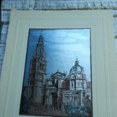 Fotografía antigua: FOTO CATEDRAL TOLEDO . Lote 31942350
