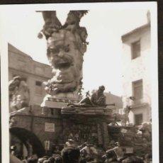 Fotografía antigua: VALENCIA. FALLA AÑO 1966. Lote 31929297