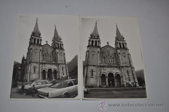 FOTOS IGLESIA DE COVADONGA ASTURIAS (Fotografía - Artística)