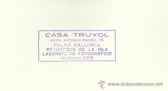 Fotografía antigua: PALMA DE MALLORCA - Foto 2 - 32096814