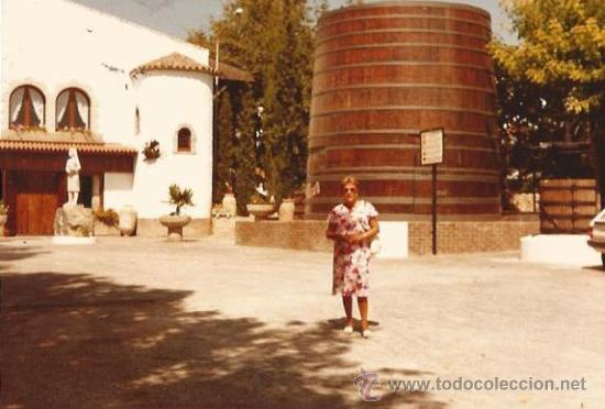 *** PW - 546 - FOTOGRAFIA - SEÑORA POSANDO EN BONITO PAISAJE (Fotografía - Artística)