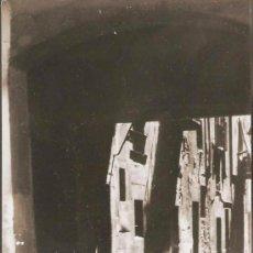 Fotografía antigua: SANTA MARIA DEL MAR. CARRER VOLTA D´EN BUFANALLA. ANY 1955. Lote 32479193