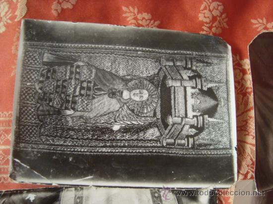 Fotografía antigua: antiguas fotografias de antiguos bordados religiosos, - Foto 16 - 32505776