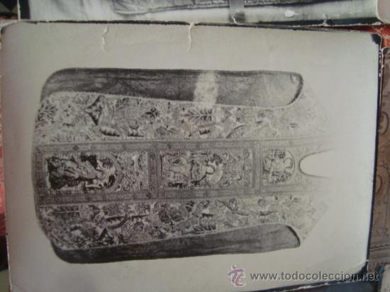 Fotografía antigua: antiguas fotografias de antiguos bordados religiosos, - Foto 6 - 32505776