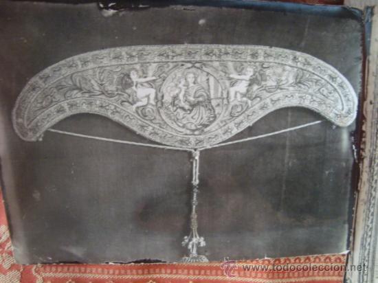 Fotografía antigua: antiguas fotografias de antiguos bordados religiosos, - Foto 11 - 32505776