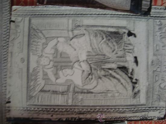 Fotografía antigua: antiguas fotografias de antiguos bordados religiosos, - Foto 10 - 32505776