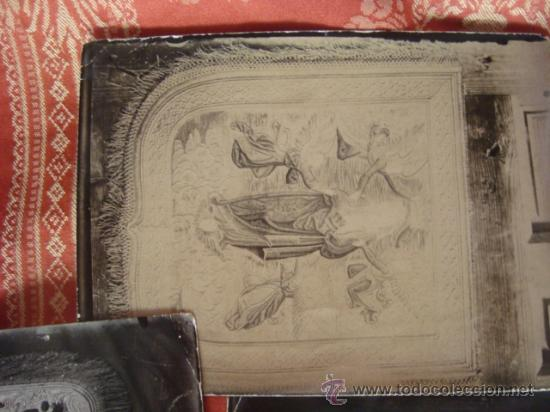 Fotografía antigua: antiguas fotografias de antiguos bordados religiosos, - Foto 5 - 32505776