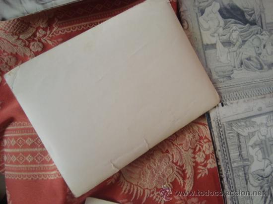 Fotografía antigua: antiguas fotografias de antiguos bordados religiosos, - Foto 14 - 32505776