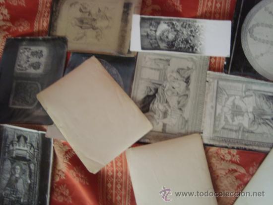 Fotografía antigua: antiguas fotografias de antiguos bordados religiosos, - Foto 13 - 32505776