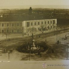 Fotografía antigua: LAMINA( DE LUJO ) -- 39,5 X 29,5 CTMS VALLADOLID. Lote 32831260