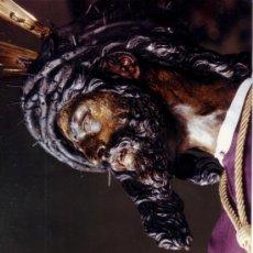 Fotografía antigua: FOTOGRAFIA DE 15X20 CM NUESTRO PADRE JESUS DEL GRAN PODER - SEMANA SANTA SEVILLA . Lote 33148481