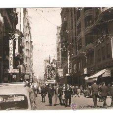 Fotografía antigua: VALENCIA. FALLA SAN VICENTE AÑO 1966. Lote 33472597
