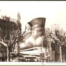 Fotografía antigua: VALENCIA. FALLA PLAZA DEL CAUDILLO AÑO 1967. Lote 33474529