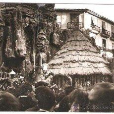 Fotografía antigua: VALENCIA. DETALLE DE FALLA AÑO 1966. Lote 33482850