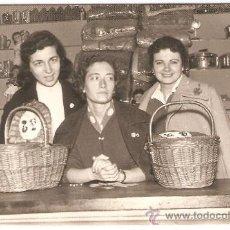 Fotografía antigua: TOMBOLA VALENCIANA DE LA CARIDAD.. Lote 33524953