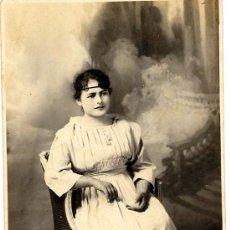 Fotografía antigua: FOTO DE ESTUDIO DATADA 1918 - VER FOTO ADICCIONAL- CLC. Lote 34040614