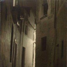 Fotografía antigua: BADALONA 1951 FOTOGRAFIA GELATINA DE PLATA DE CARLOS NYSSEN. LEMA:RETINA.CARRER DE VILAMAJOR . Lote 34264709
