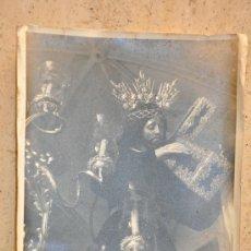Fotografía antigua: NUESTRO PADRE JESUS NAZARENO ARCOS DE LA FRONTERA FOTOGRAFIA. Lote 34623999