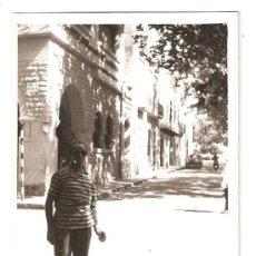 Fotografía antigua: SANT FELIU DE GUIXOLS. Lote 35688990