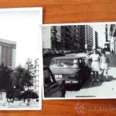 Fotografía antigua: 2 FOTOGRAFIAS ANTIGUAS AÑO 70 . ORENSE.. Lote 35927421