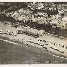 Fotografía antigua: 6 FOTOS. SITGES - BARCELONA. FOTS: CLARET, GASPAR SERRA, SAGARRA I TORRENTS. AÑO: CA. 1920. Lote 36138397