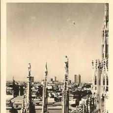 Fotografía antigua: ** A233 - FOTOGRAFIA - PAISAJE - EL DUOMO - MILAN - 1963. Lote 36202422
