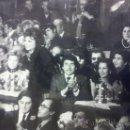 Fotografía antigua: CURIOSA FOTOGRAFIA ORIGINAL Y OFICIAL DEL PROGRAMA DE TELEVISION . Lote 36590924