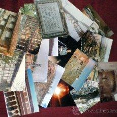 Fotografía antigua: COLECCIÓN DE FOTOGRAFÍAS ARTÍSTICAS DE LOS AÑOS 70-80 CONCURSO DE CARTELES PUBLICITARIOS. Lote 36741386