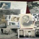 Fotografía antigua: COLECCIÓN DE FOTOGRAFÍAS EN B/N ANTIGUAS-NIÑOS CON JUGUETES-RETRATOS-PUEBLO-VARIADAS. Lote 36741430