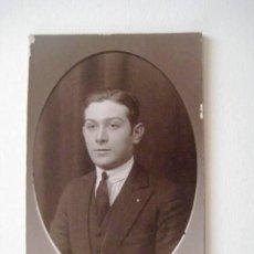 Fotografía antigua: ANTIGUA FOTO FECHADA EN BARCELONA 1931.. ENVIO GRATIS¡¡¡. Lote 36940830