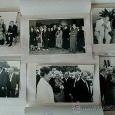 Fotografía antigua: 6 FOTOGRAFÍAS DEL OBISPO DE MALLORCA, RAFAEL ALVAREZ DE LARA (1965). Lote 37147362