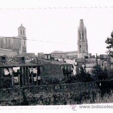 Fotografía antigua: GIRONA. Lote 37460646