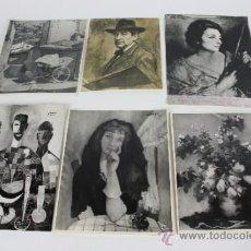 Fotografía antigua: ARCHIVO ARTÍSTICO Y FOTOGRÁFICO DEL PINTOR, ESCULTOR Y GRABADOR YAGO CÉSAR (1890-1975). Lote 37671126