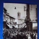 Fotografía antigua: (FOT-122)FOTOGRAFIA DE MOLLET DEL VALLES-FIESTA POPULAR(24 X 18 CM.). Lote 37931770