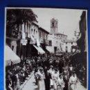 Fotografía antigua: (FOT-123)FOTOGRAFIA DE MOLLET DEL VALLES-FIESTA POPULAR(24,5 X 30 CM.). Lote 37931824