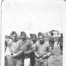 Fotografía antigua: SOLDADOS, PROBABLEMENTE FRANCESES.. Lote 38336882