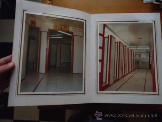 Fotografía antigua: magnifico album con fotografias cadiz paseo maritimo inauguracion, fotos videomax presentacion obra - Foto 3 - 38456237