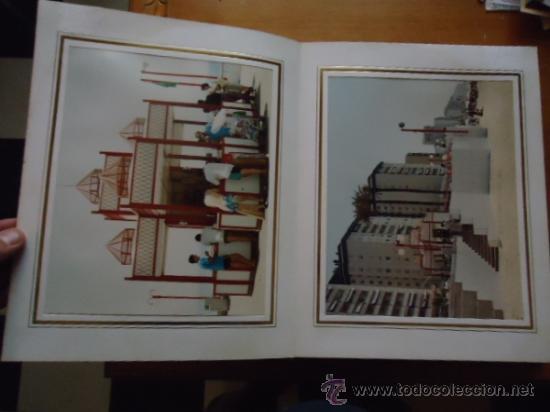Fotografía antigua: magnifico album con fotografias cadiz paseo maritimo inauguracion, fotos videomax presentacion obra - Foto 19 - 38456237