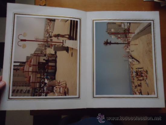 Fotografía antigua: magnifico album con fotografias cadiz paseo maritimo inauguracion, fotos videomax presentacion obra - Foto 18 - 38456237