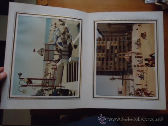 Fotografía antigua: magnifico album con fotografias cadiz paseo maritimo inauguracion, fotos videomax presentacion obra - Foto 17 - 38456237