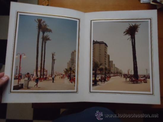 Fotografía antigua: magnifico album con fotografias cadiz paseo maritimo inauguracion, fotos videomax presentacion obra - Foto 16 - 38456237