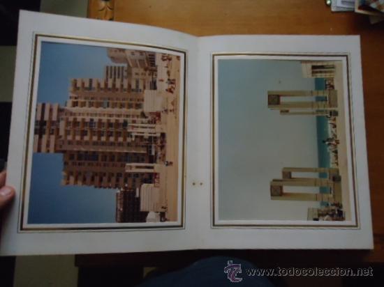 Fotografía antigua: magnifico album con fotografias cadiz paseo maritimo inauguracion, fotos videomax presentacion obra - Foto 14 - 38456237