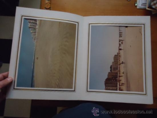 Fotografía antigua: magnifico album con fotografias cadiz paseo maritimo inauguracion, fotos videomax presentacion obra - Foto 5 - 38456237