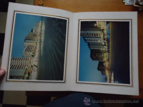 Fotografía antigua: magnifico album con fotografias cadiz paseo maritimo inauguracion, fotos videomax presentacion obra - Foto 11 - 38456237