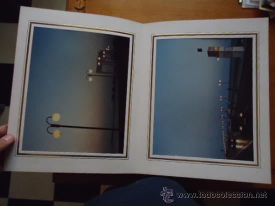 Fotografía antigua: magnifico album con fotografias cadiz paseo maritimo inauguracion, fotos videomax presentacion obra - Foto 10 - 38456237