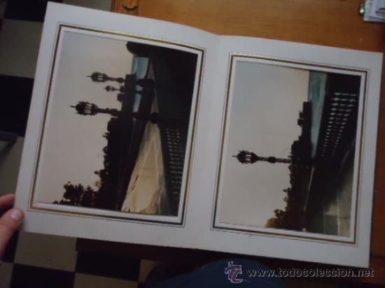 Fotografía antigua: magnifico album con fotografias cadiz paseo maritimo inauguracion, fotos videomax presentacion obra - Foto 8 - 38456237