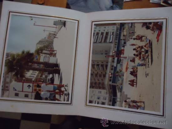 Fotografía antigua: magnifico album con fotografias cadiz paseo maritimo inauguracion, fotos videomax presentacion obra - Foto 6 - 38456237