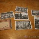 Fotografía antigua: COLECCION DE 6 VISTAS DE BARCELONA, ANTIGUAS. Lote 38533546