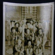 Fotografía antigua: FOTOGRAFÍA MGM MG 7087204 MAX BAER FAMOSO PUGILISTA METRO GOLDWYN MAYER . Lote 38708445