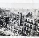 Fotografía antigua: HERMES PATO. INCENDIO DE SANTANDER ( 40 HORAS DURO EL FUEGO) 1941 ORIGINAL, VINTAGE. Lote 39066633